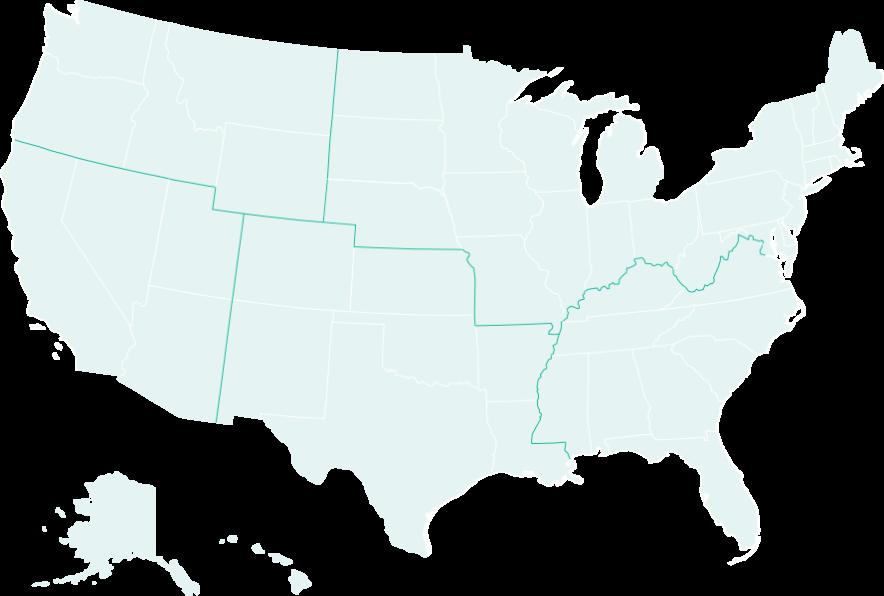 kadra-map-usa